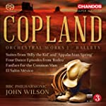 Copland:Orchestral Works Vol. 1 [BBC...