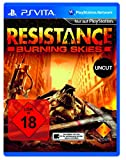 Resistance Burning Skies (PSV) (USK 18)