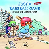 img - for Just a Baseball Game book / textbook / text book