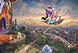 Ceaco 2903-7 Thomas Kinkade - Disney Dreams Collection - Aladdin Puzzle