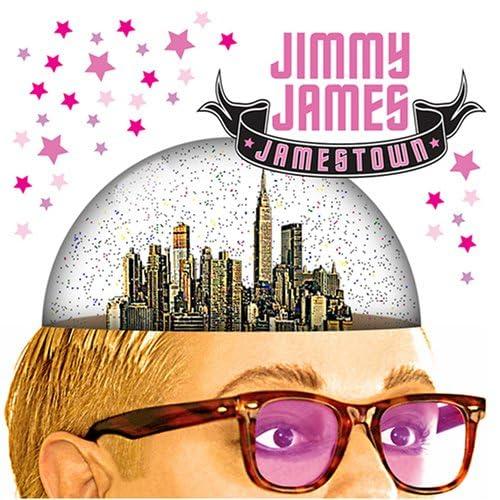 Amazon.com: Jimmy James: Jamestown: Music