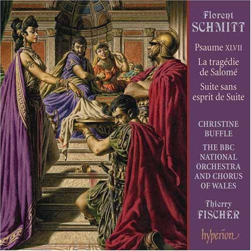 SCHMITT : PSAUME XLVII - SUITE SANS ESPRIT DE SUITE - LA TRAGEDIE DE SALOM
