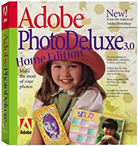 Adobe Photodeluxe 3.0