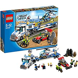 LEGO City 60049: Helicopter Transporter