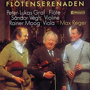 Reger : The Two Serenades For Flute