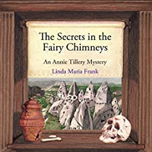 Secrets in the Fairy Chimneys (       UNABRIDGED) by Linda Maria Frank Narrated by Darlene Allen