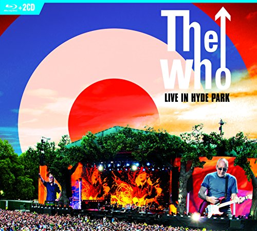 The Who - Live In Hyde Park [2 Cd/blu-ray Combo] - Zortam Music