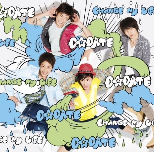 【torrent】【JPOP】D☆DATE - CHANGE my LIFE[zip]