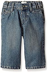 The Children\'s Place Baby Boys\' Bootcut Jean, River, 12-18 Months