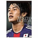 Jリーグエンタープライズ 2012 日本代表 内田篤人 カレンダー 壁掛け