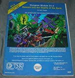 Descent into the Depths of the Earth (Advanced Dungeons and Dragons, Module D1-2) (0394521862) by Gygax, Gary