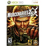 Mercenaries 2: World in Flames - Xbox 360 ~ Electronic Arts