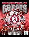 Alabama Crimson Tide 15 Time NCAA National Champions All