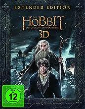 Der Hobbit 3 - Die Schlacht der fünf Heere - Extended Edition [3D Blu-ray]