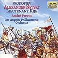 Prokofiev: Alexander Nevsky Cantata / Lieutenant Kij� Suite