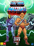 He-Man and the Masters of the Universe - Season 1, Volume 1 (Episode 1-33)  (7 DVDs)