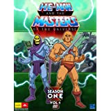 "He-Man and the Masters of the Universe - Season 1, Volume 1 (Episode 1-33)  (7 DVDs)von ""John Erwin"""