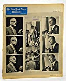 img - for The New York Times Magazine, August (Aug.) 11, 1963 - Anatomy of the Barry Goldwater Boom / The K.K.K. - Once More book / textbook / text book