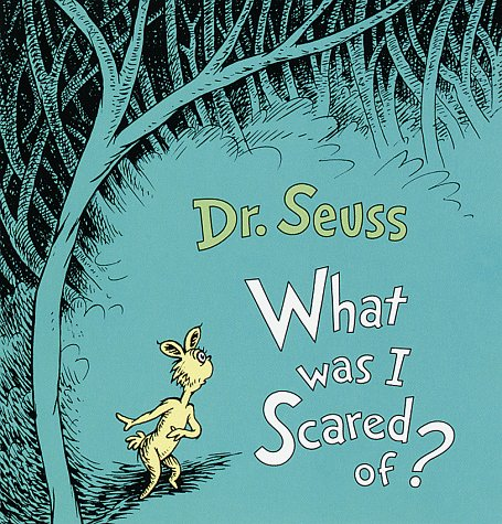 What Was I Scared of? (Little Dipper Books)