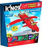 K'nex Collect & Build Air Action Series Switch Wing 220 pieces