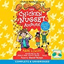 The Chicken Nugget Ambush Audiobook by Mark Lowery Narrated by David Thorpe
