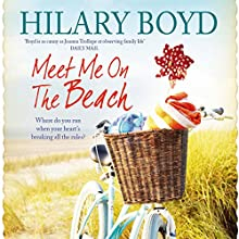 Meet Me on the Beach (       UNABRIDGED) by Hilary Boyd Narrated by Jenny Funnell