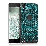 kwmobile Crystal Case Hülle für HTC Desire 530 mit