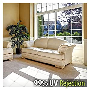bdf s2m window film clear uv blocking 36 x 25ft. Black Bedroom Furniture Sets. Home Design Ideas