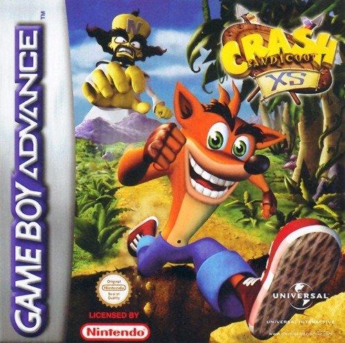 Crash Bandicoot XS (GBA) (Crash Bandicoot Gameboy Advance compare prices)