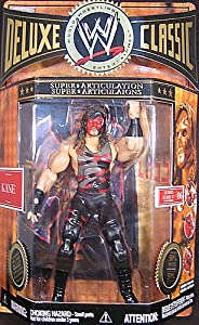 WWE Classics Deluxe Kane The Red Machine