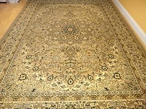 Amazon Com Isfahan Persian Rug Oriental Carpet 5x8 Rug