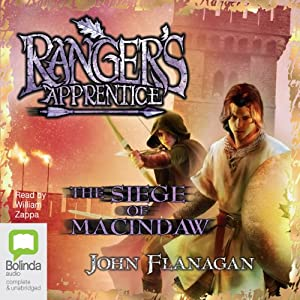 The Siege of Macindaw Audiobook