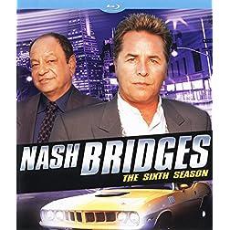 Nash Bridges//The Sixth Season [Blu-ray]
