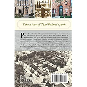 A History of Detroit's Palmer Park (Landmarks)