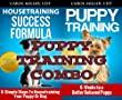 Puppy Training Combo: Housetraining Success Formula & Puppy Training: Six Weeks to a Better-Behaved Puppy (Really Simple Dog Training Book 5)