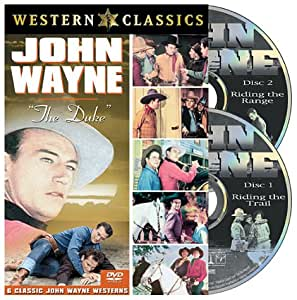 John Wayne: Riding the Trail/Riding the Range
