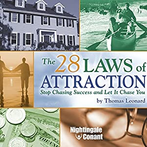 The 28 Laws of Attraction Audiobook