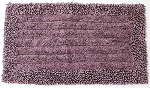 Pam Grace Creations Bath Rug, Lavender