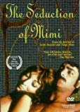 echange, troc The Seduction of Mimi (Mimí metallurgico ferito nell'onore) [Import USA Zone 1]