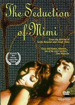 "Cover of ""The Seduction of Mimi"""