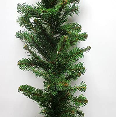 9ft Glacier Garland in Green - Christmas Garland