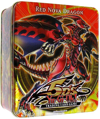 Red Nova Dragon Deck 2011 2nd Wave Red Nova Dragon