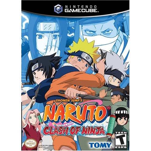 Naruto Clash Of Ninja Series : Collection naruto clash of ninja