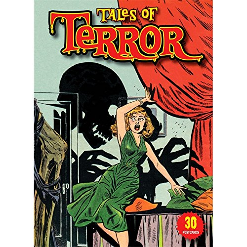 Tales of Terror: 30 Postcards