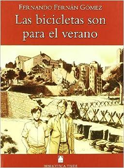 Biblioteca Teide 011 - Las bicicletas son para el verano -F. Fernán