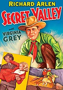 Secret valley dvd 2014