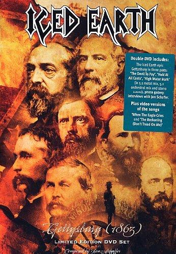Iced Earth - Gettysburg - Dvd