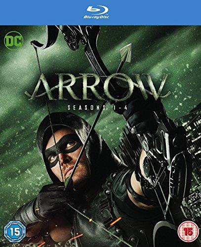 Arrow - Season 1-4 [Blu-ray] [2016]