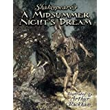 "Shakespeare's ""A Midsummer Night's Dream"" (Dover Fine Art, History of Art)by William Shakespeare"