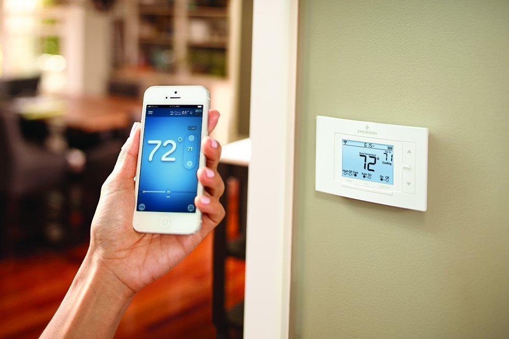White-Rodgers Emerson Sensi Wi-Fi Thermostat